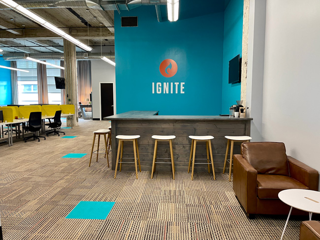 Ignite Coworking Space